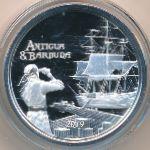 Антигуа и Барбуда, 2 доллара (2019 г.)
