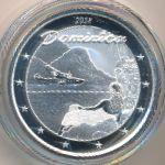 Доминика, 2 доллара (2018 г.)