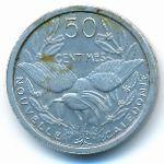 Новая Каледония, 50 сентим (1949 г.)