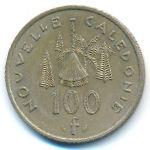 Новая Каледония, 100 франков (1976–1984 г.)