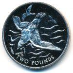 Британская Антарктика, 2 фунта (2018 г.)