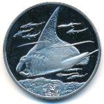 Океанские Территории, 2 фунта (2018 г.)