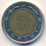 Венгрия, 100 форинтов (1996–1997 г.)