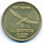 Остров Сен-Поль, 100 франков (2011 г.)