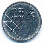 Аруба, 25 центов (2012 г.)