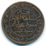 Коморские острова, 5 сентим (1891 г.)