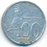 Индонезия, 100 рупий (2003 г.)