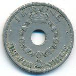 Норвегия, 1 крона (1949–1950 г.)