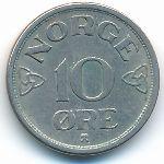 Норвегия, 10 эре (1953 г.)