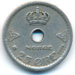 Норвегия, 25 эре (1924–1927 г.)