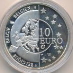 Бельгия, 10 евро (2005 г.)