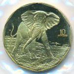Маршалловы острова, 10 долларов (1997 г.)