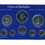 Барбадос, Набор монет (1983 г.)
