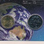 Австралия, Набор монет (2008 г.)