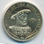 Острова Кука, 1 доллар (2008 г.)