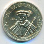Острова Кука, 1 доллар (2010 г.)
