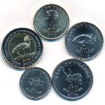Уганда, Набор монет
