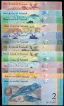 Венесуэла, Набор монет