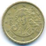 Италия, 10 евроцентов (2002–2006 г.)