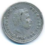 Неаполь и Сицилия, 10 грани (1841 г.)