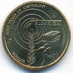 Австралия, 1 доллар (2006 г.)