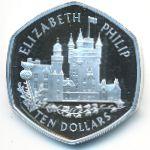 Фиджи, 10 долларов (2007 г.)