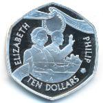 Соломоновы острова, 10 долларов (2007 г.)