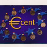 Коллекции, Набор монет (2002 г.)
