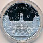 Италия, 10 евро (2007 г.)