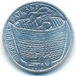 Ватикан, 10 лир (1975 г.)