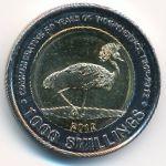Уганда, 1000 шиллингов (2012 г.)