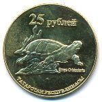 Республика Татарстан, 25 рублей (2013 г.)
