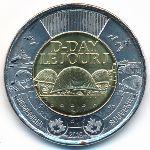 Канада, 2 доллара (2019 г.)