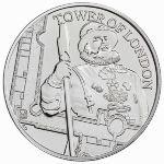 Великобритания, 5 фунтов (2019 г.)