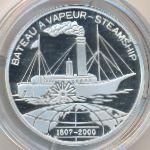 Бенин, 1000 франков КФА (2000 г.)