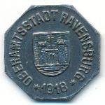 Равенсбург., 10 пфеннигов (1918 г.)