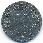 Шварценбах., 10 пфеннигов (1917 г.)