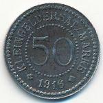 Шнайдемюль., 50 пфеннигов (1916 г.)