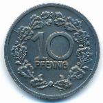 Фовинкель., 10 пфеннигов (1918 г.)