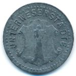 Унтервассер., 10 пфеннигов (1919 г.)