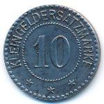 Цуффенхаузен., 10 пфеннигов