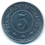 Лихтенфельс., 5 пфеннигов