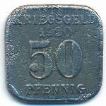 Мюльхайм., 50 пфеннигов (1920 г.)