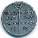Мурхардт., 5 пфеннигов (1918 г.)