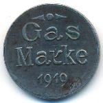 Нойштадт., Топливная марка (1919 г.)
