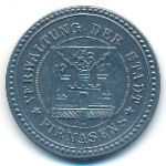Пирмазенс., 50 пфеннигов (1917 г.)