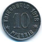 Ратибор., 10 пфеннигов (1918 г.)