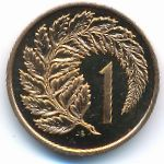 Новая Зеландия, 1 цент (1968 г.)
