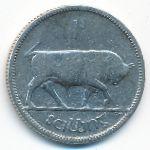 Ирландия, 1 шиллинг (1935 г.)