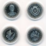 Остров Мэн, Набор монет (1981 г.)